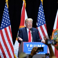 Donald Trump calls for GOP unity at Tampa rally while attacking critics on both sides