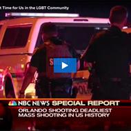 Watermark editor Billy Manes speaks regarding Pulse shooting on MSNBC