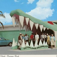 70 years of jaw-snapping thrills: These vintage photos of Gatorland show how far the park has come
