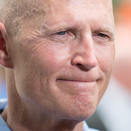 Nearly 48 hours later, Florida Gov. Rick Scott finally acknowledges the LGBT community