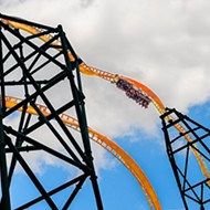 Florida's tallest triple-launch roller coaster, Tigris, opens April 19 at Busch Gardens