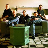 Grammy-winning Cajun group Steve Riley & the Mamou Playboys to rile up the Veranda Live