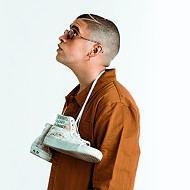 Puerto Rican superstar Bad Bunny hops into the Amway Center this week