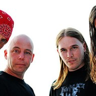 Pioneering Central Floridian death metal band Atheist reissues three albums