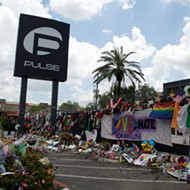 Trespasser spotted crawling under fence at Pulse, police say
