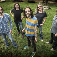 Chris Robinson Brotherhood tonight at the Beacham will smooth out the rough edges