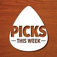 Picks This Week: Pleasures, King Lil G, Memory Loss and more