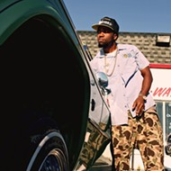 Curren$y's show at Venue 578 finds him ready to enter the mainstream