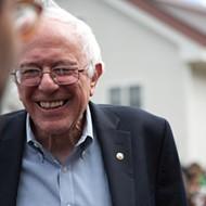 Bernie Sanders visits Florida delegates, calls for party unity at Dem convention