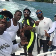 Former 'Dancing with the Stars' contestant Warren Sapp bitten by shark while lobstering