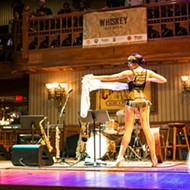 Whiskey Business brings the best in bourbon, scotch and more to Cheyenne Saloon