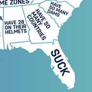 Apparently, everyone wants to know why Florida sucks