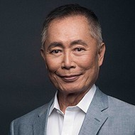 Activist and actor George Takei is speaking at Rollins College