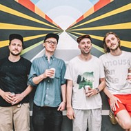 UK's Delta Sleep recall golden days of math rock and emo in Orlando debut