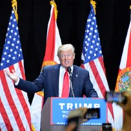 Donald Trump is coming to Kissimmee on Thursday