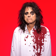 Veteran shock-rocker Alice Cooper is pulling out all the ghoulish stops for his summer tour