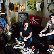 Two Cow Garage hit Will's Pub ahead of their anticipated new album 'Brand New Flag'
