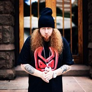 Just announced: rapper Rittz to play the Social