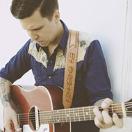American Aquarium's BJ Barham returns to Will's for a solo show ahead of his new album, 'Rockingham'