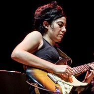 Ava Mendoza and Jessica Pavone, two titans of experimental avant-blues, play for free at Avalon Island