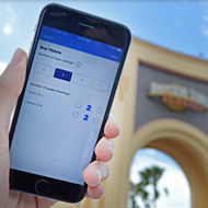 Universal Orlando adds mobile ticketing to app