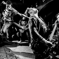 Richmond hardcore band Barge cancels show at Uncle Lou's