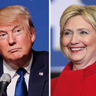 New poll shows Clinton, Trump tied among Florida voters