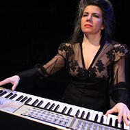 Experimental composer Annie Gosfield to play Timucua White House in May