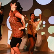 Voci Dance brings back Fringe fave 'Paint Chips' for one weekend at the Orange Studio