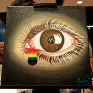Paint Strong Orlando is the touching Pulse tribute worth seeing at Orlando Public Library