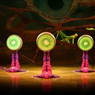 Cirque du Soleil 'OVO' at Amway Center is fresh and fun