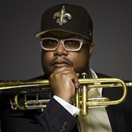 Blue Bamboo presents daring New Orleans jazz musician Nicholas Payton tonight