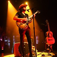 Shakey Graves' Orlando show proves you don't have to get soft to deliver folk music for the masses