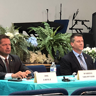 Joe Lopez announces rematch against John Mina in 2020 Orange County sheriff election