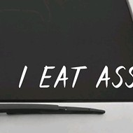 Florida man arrested for having an 'I Eat Ass' sticker on truck says his rights were violated