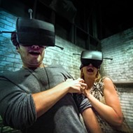 Here's an in-depth look into HHN's new virtual reality haunted house