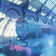 Exploding e-cig launches 'fireball' at 14-year-old girl on Hogwarts Express
