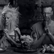 A retrospective of Roger Ballen's photography exposes darkness – and dark humor