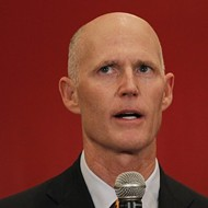 Rick Scott denies request to extend voter registration due to Hurricane Matthew