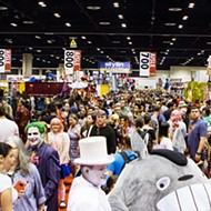 MegaCon brings a ton of celebrities and geeky fun to the Orange County Convention Center this week