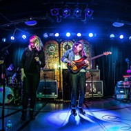 It's a family affair with indie-rock band Eisley at the Social tonight