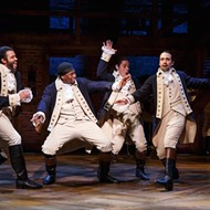 Watch the 'Hamilton' documentary at the Orlando Public Library Monday evening