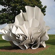 Mennello Museum shows stunning new sculptures outdoors and in the galleries