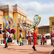 Epcot cancels the Italian flag-waving show Sbandieratori di Sansepolcro