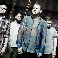 Metalcore band Beartooth rises from the ashes of Attack Attack! at the Beacham