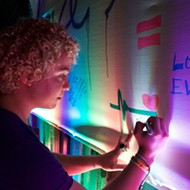 Pulse memorial ceremony draws hundreds inside club's gates