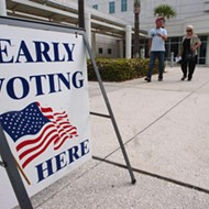 Early voting in Florida still shows how tight this race can be