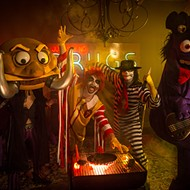 Mac Sabbath serve up a deliciously creepy Halloween party at the Abbey