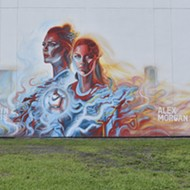 Downtown mural part of the women's soccer 'Everywhere Campaign'