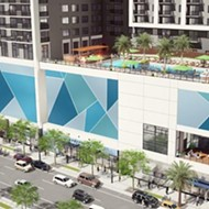 New 22-story apartment building breaks ground in downtown Orlando